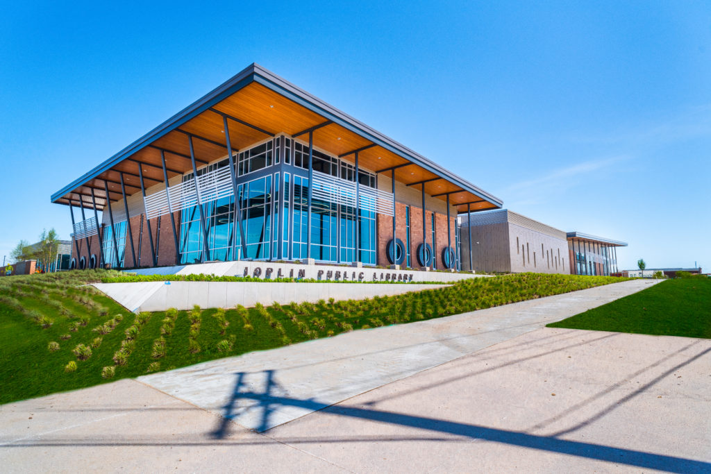Joplin Public Library Recognized with a State Aware in Public Relations