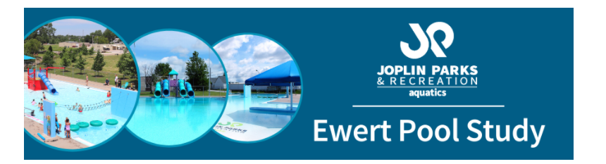 Ewert Pool Survey Results and Concept Options to Be Discussed in October 20 Public Meeting
