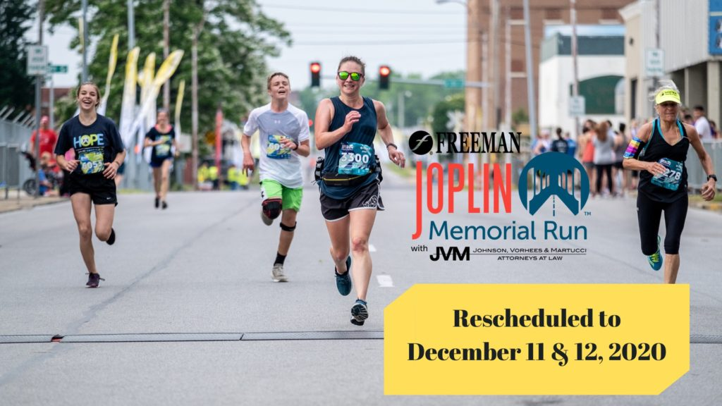 Freeman Joplin Memorial Run Announces Approval to Move Forward with In-Person Race