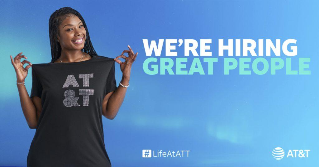 AT&T Missouri New Year - New Career 24/7 Virtual Hiring Blitz Happening Now!