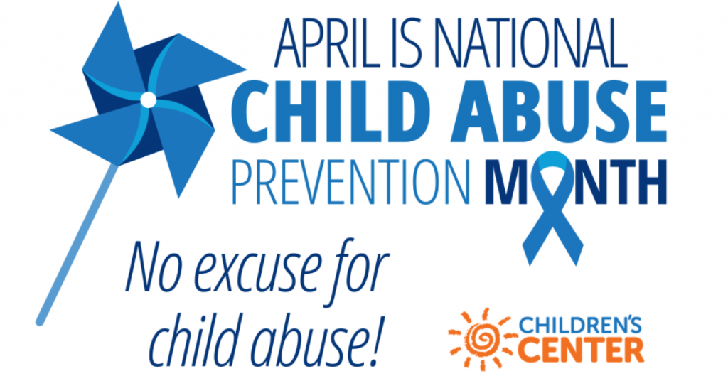 Children's Center Leads Child Abuse Prevention Month in Joplin