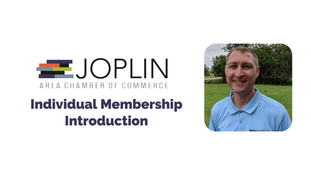 Individual Membership Introduction: Jason Yost